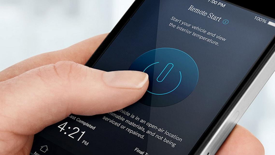 4b204c2749 Mercedes-Benz app to help owners dodge crime-filled car parks - Car ...