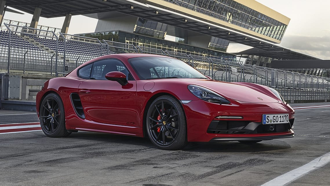 755c9ced06fe Porsche 718 Cayman and Boxster 2019 pricing and specs confirmed ...