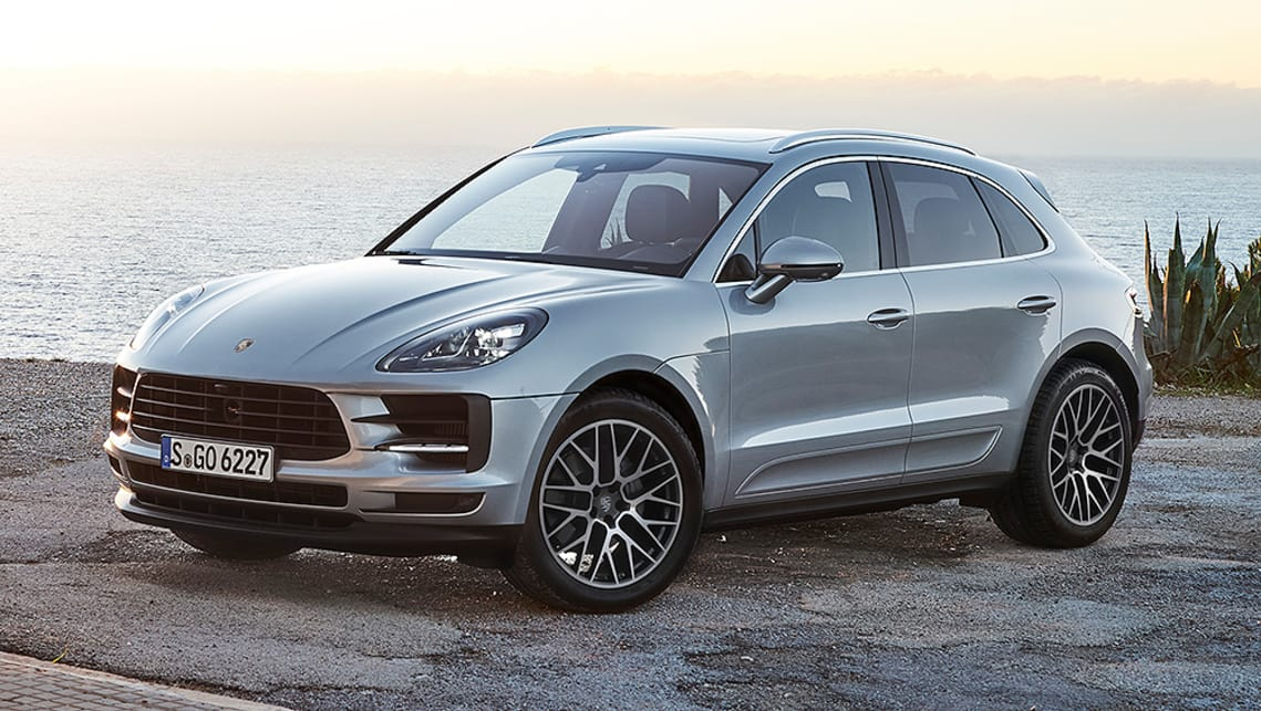 Porsche Macan S 2019 Pricing And Specs Confirmed Car News Carsguide