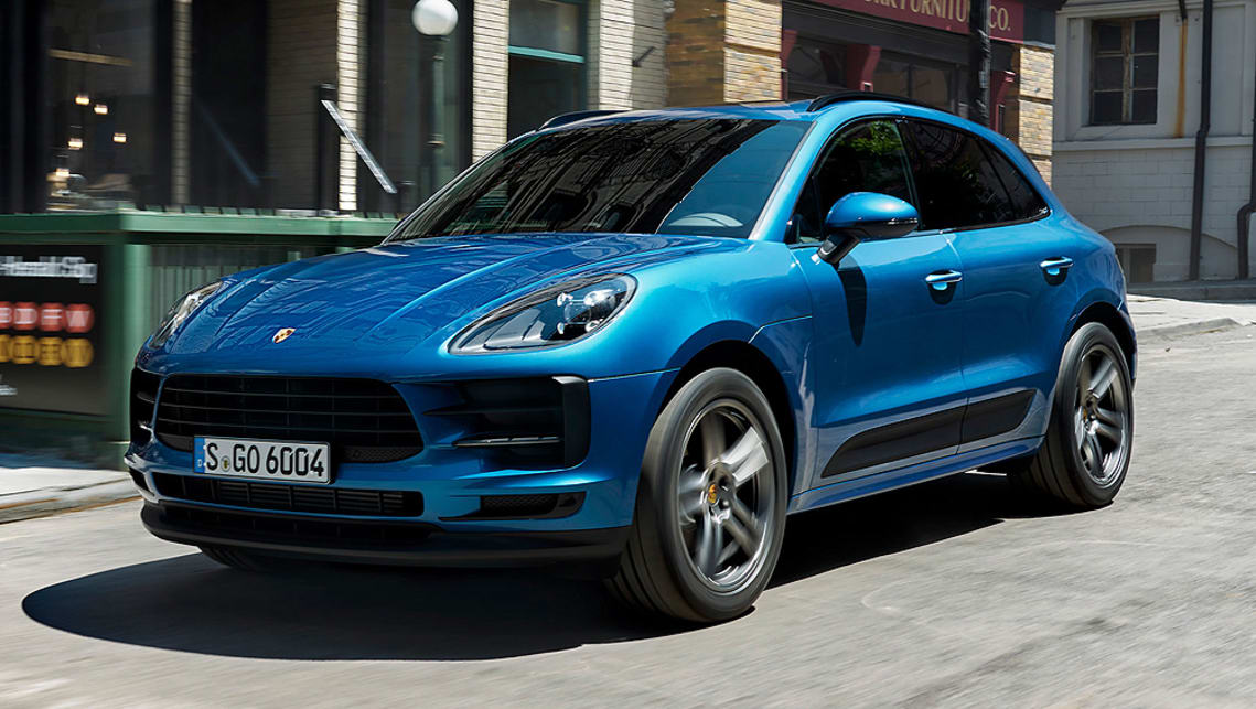 Porsche Macan 2018 Pricing And Specs Confirmed Car News Carsguide