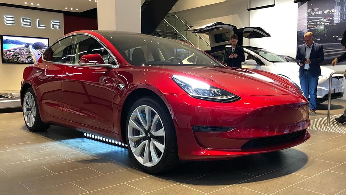 Tesla Model 3 deliveries to start mid-2019 - Car News ...
