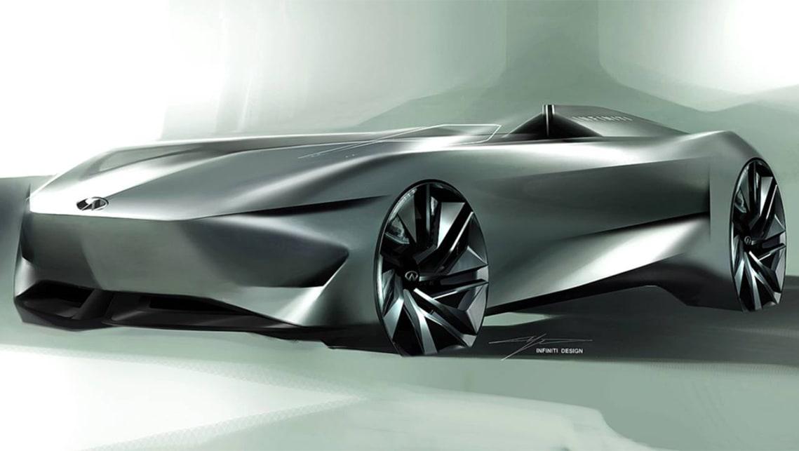 Infiniti Prototype 10 Concept Is A Single Seat Stunner