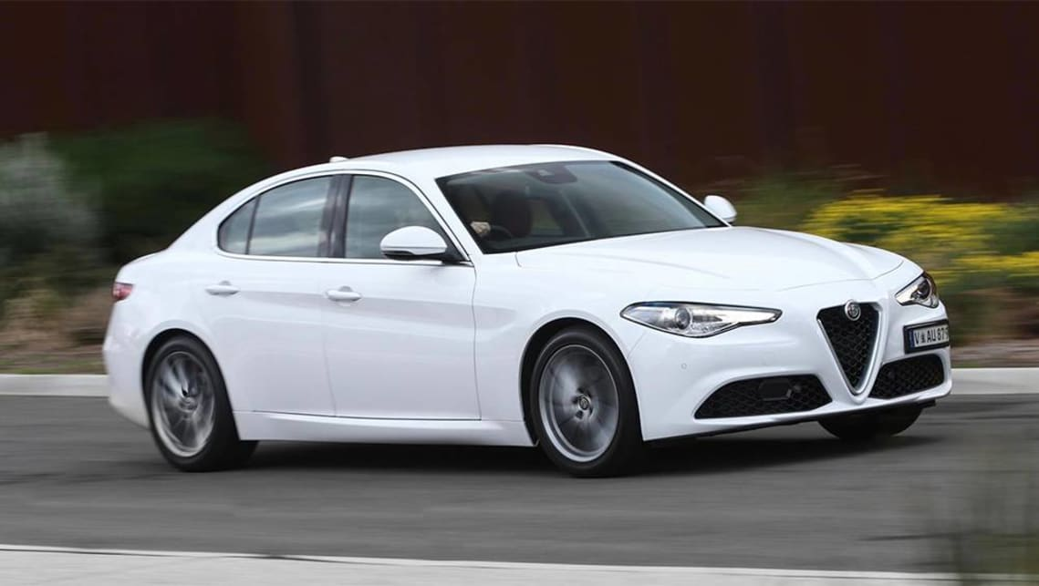 Alfa Romeo Australia has released details of the 2019 Alfa Romeo Giulia range, with a simplified line-up and added equipment.