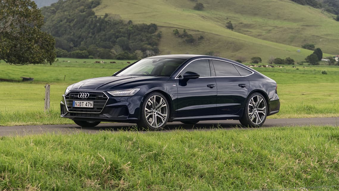 Audi A7 2019 Pricing And Specs Revealed Car News Carsguide