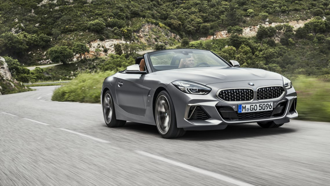Bmw Z4 2019 International Pricing Leaked Here S What You Can