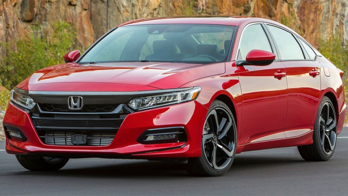 New Honda Accord >> Honda Accord 2020 Confirmed For Australia With Hybrid Power Car
