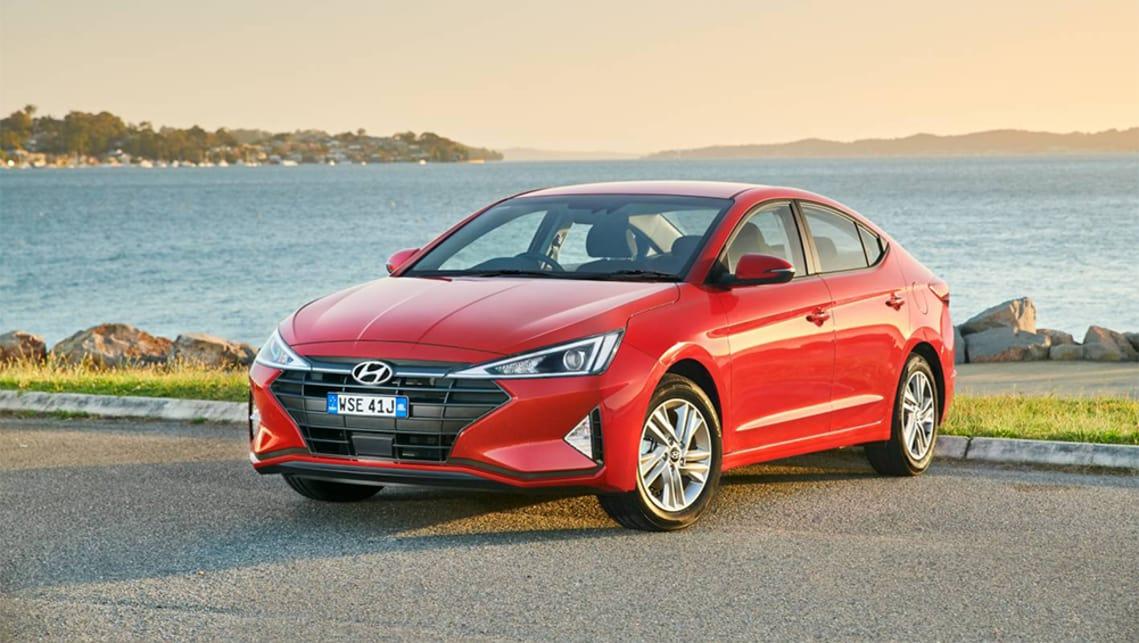 Hyundai Elantra 2019 pricing and specs revealed - Car News ...