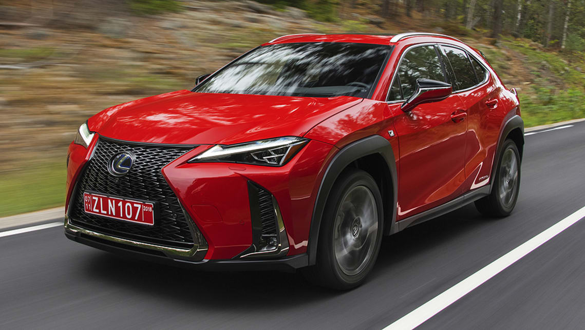 New Lexus Suv >> Lexus Ux 2019 Pricing And Specs Confirmed Car News Carsguide