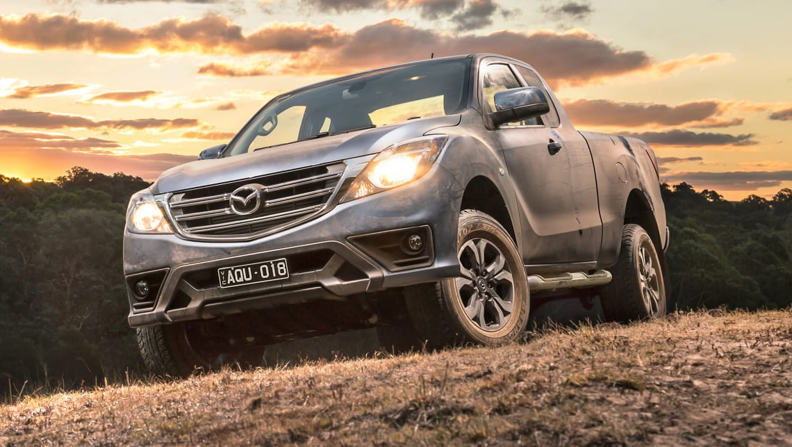 Mazda Bt 50 2020 To Look Tougher More Masculine Car News