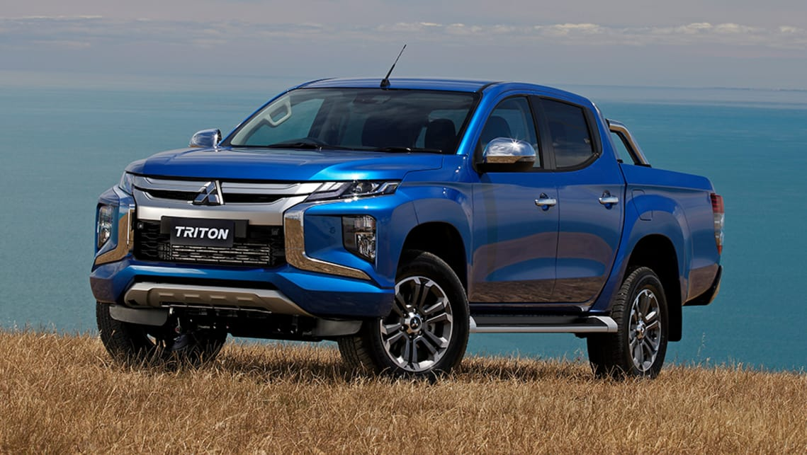 Mitsubishi Triton 2019 Pricing And Specs Confirmed