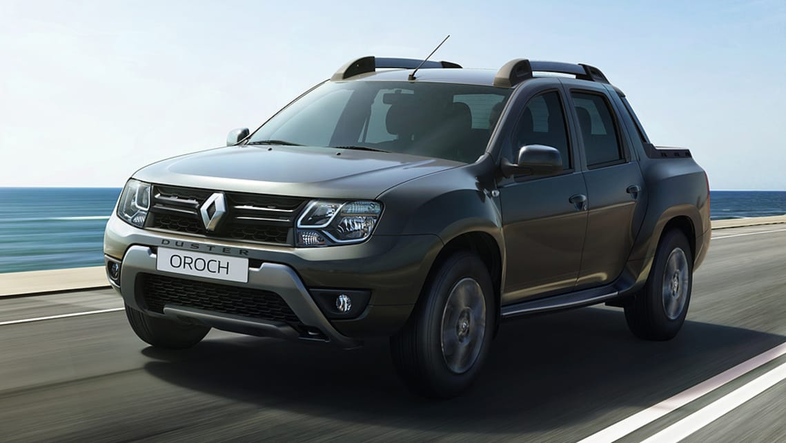 Renault Oroch 2019 Pick Up Considered For Oz Car News Carsguide