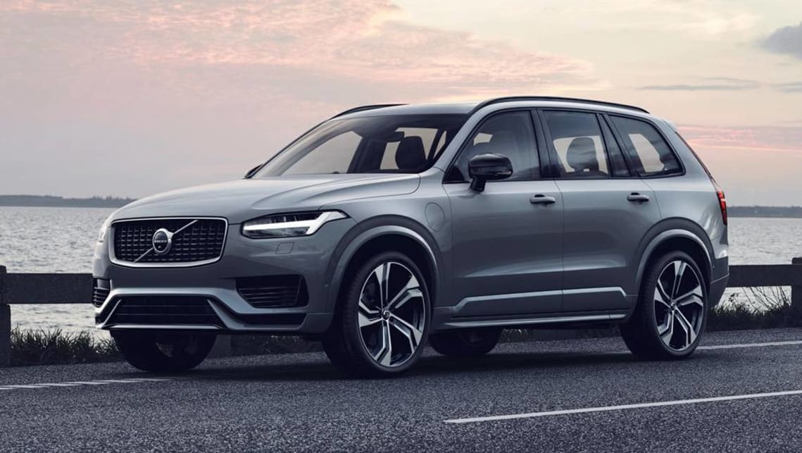 Volvo XC90 2019 revealed - Car News | CarsGuide