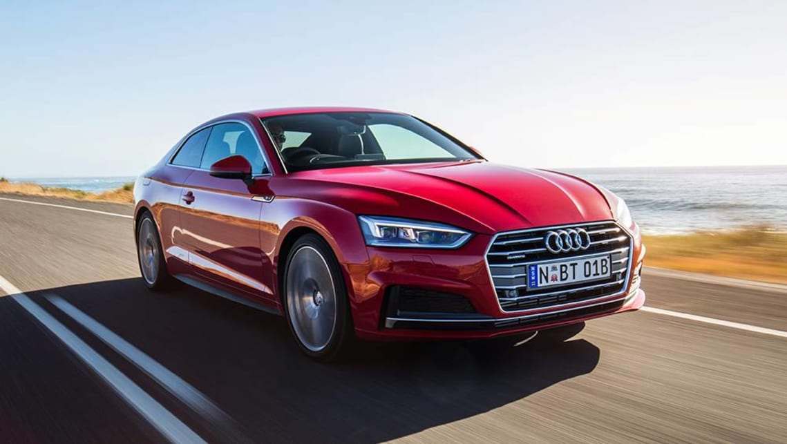 audi a5 2019 pricing and specs revealed car news carsguide. Black Bedroom Furniture Sets. Home Design Ideas