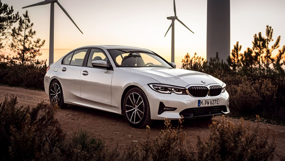 Bmw 330e 2019 Revealed More Power Range For Plug In