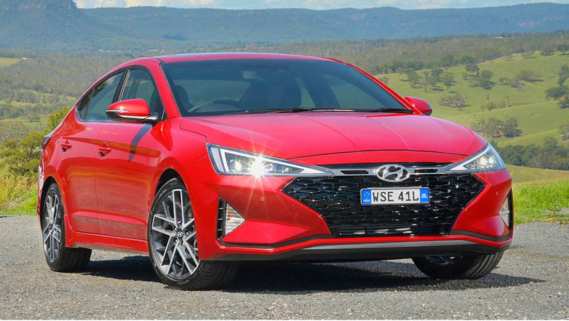 Hyundai Elantra Sport Sport Premium 2019 Pricing And Specs