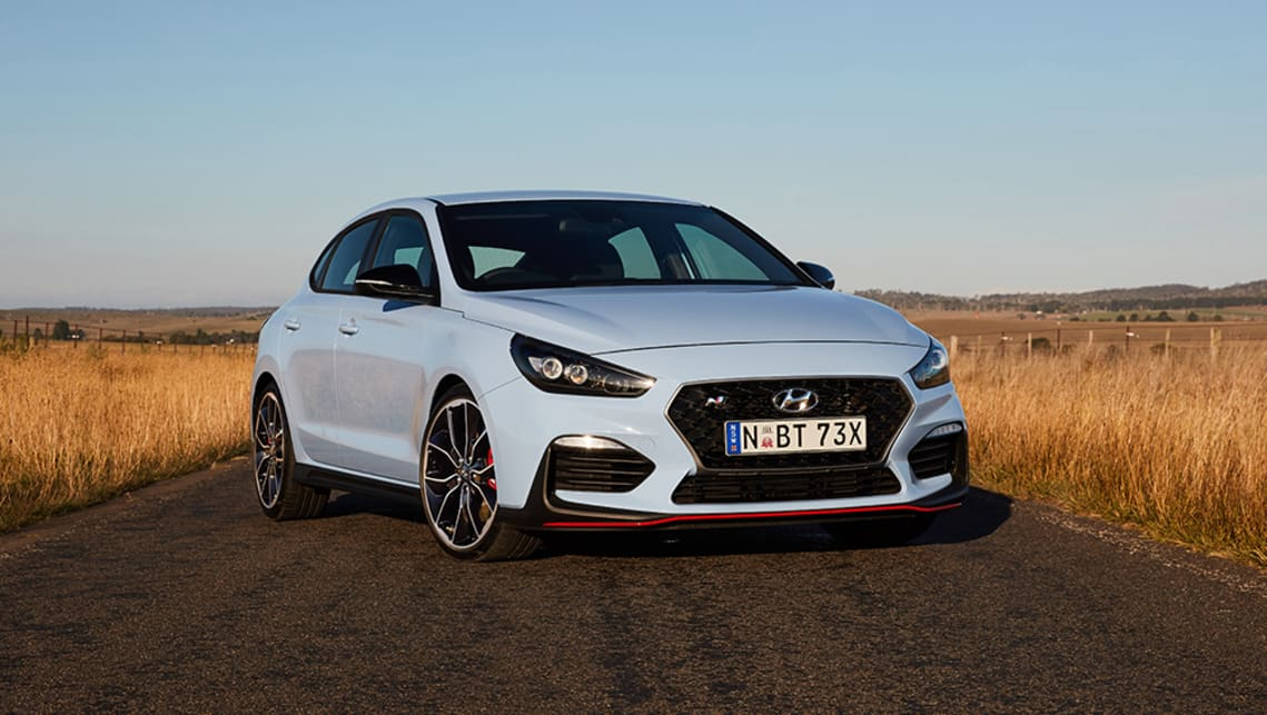 The all-new Hyundai i30 Fastback N takes the familiar hot-hatch formula and applies it to a new body-style.