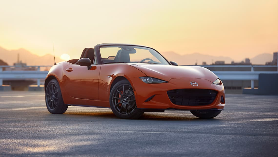 Mazda Mx 5 30th Anniversary Edition 2019 Revealed In Chicago Car