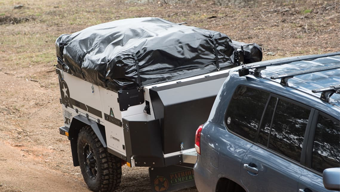 Which camper-trailer is right for you: on-road or off-road? | CarsGuide