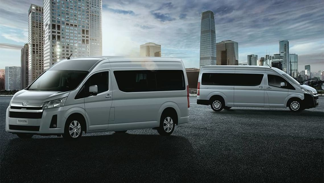 d0db5583179784 Toyota HiAce 2019  Australian details confirmed - Car News