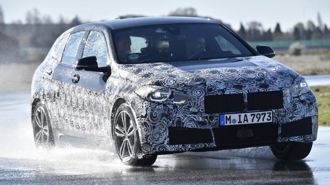 Bmw 1 Series 2020 Teased Promises Uncompromising Fwd Car News