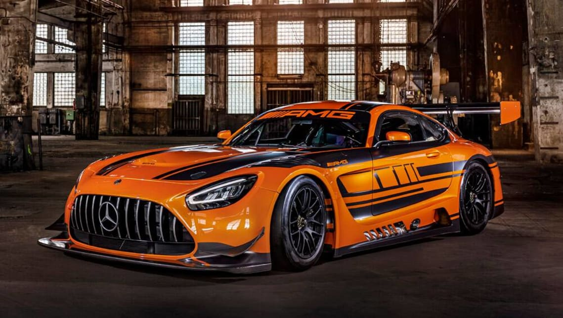 2020 Mercedes-AMG GT3 racecar revealed - Car News | CarsGuide
