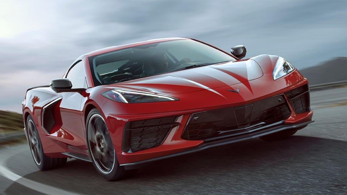 2020 Chevrolet Corvette Stingray Gm S Ferrari Rival Is Coming To
