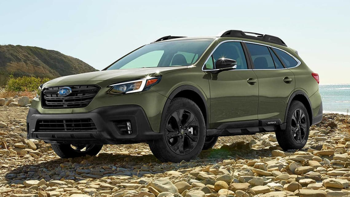 Subaru Outback 2020 More Tech More Turbo For All New Model Car