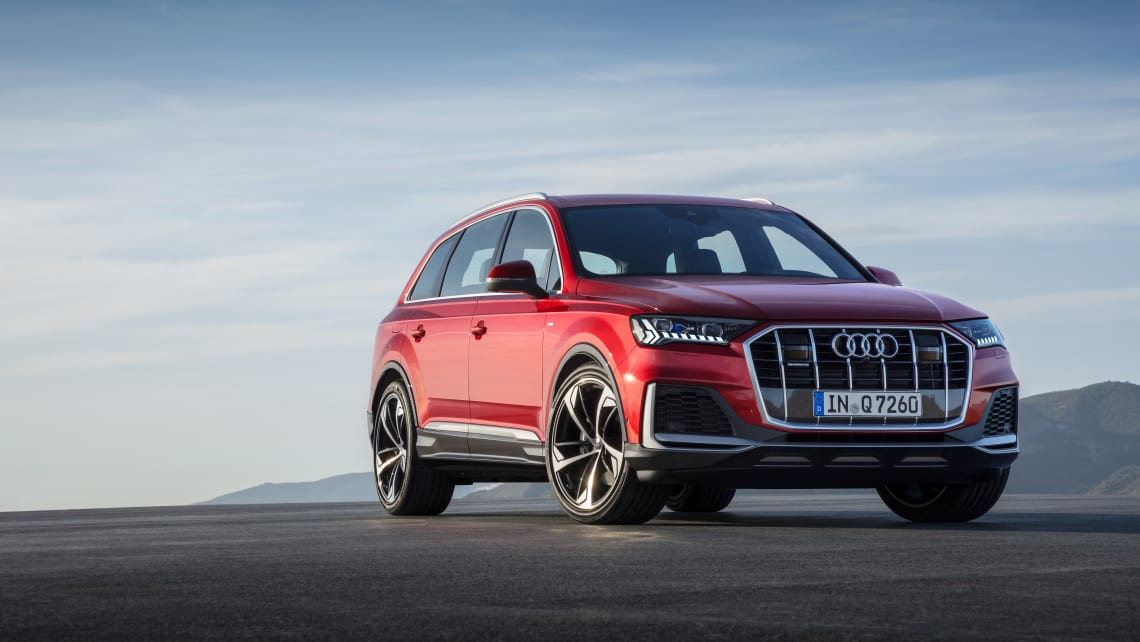 Audi Q7 2020 Revealed New Styling And Interior For Brand S Biggest