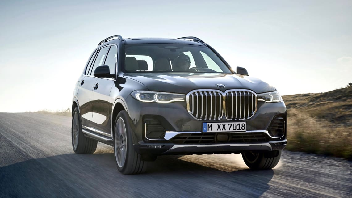 Bmw X7 2019 Pricing And Specs Revealed Car News Carsguide