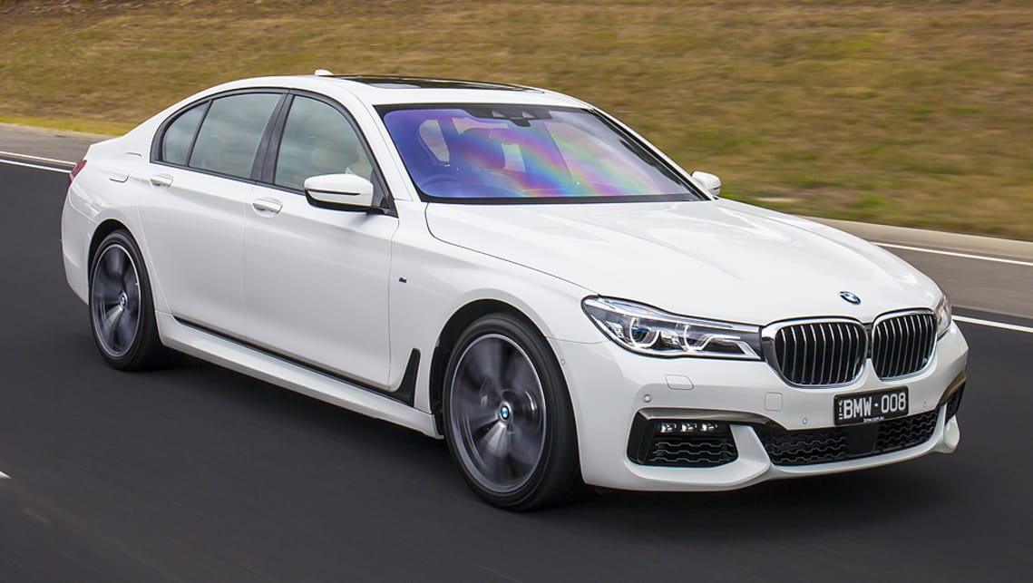 Bmw 7 Series 2018 Gets Significant Price Cut Car News Carsguide