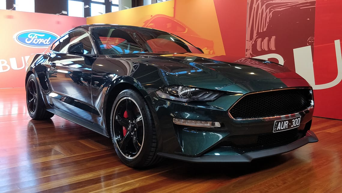 2019 Ford Mustang Sports Car The Bullitt Is Back >> Ford Mustang Bullitt 2019 Almost Sold Out Car News Carsguide