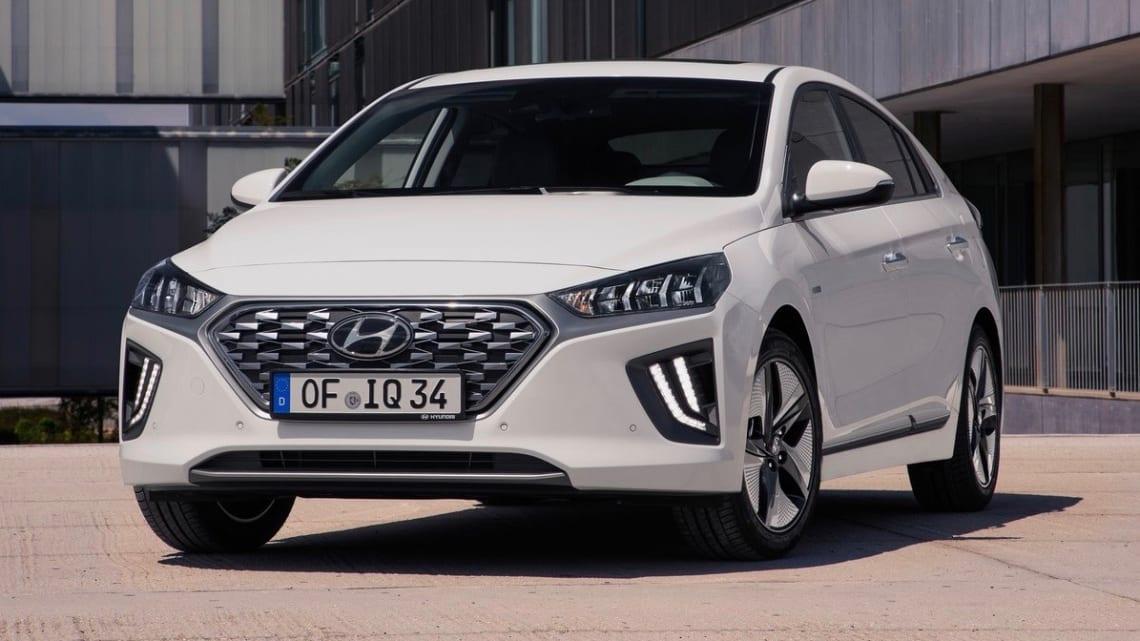 Hyundai Ioniq 2020 facelift launching in Q4 2019 - Car News | CarsGuide
