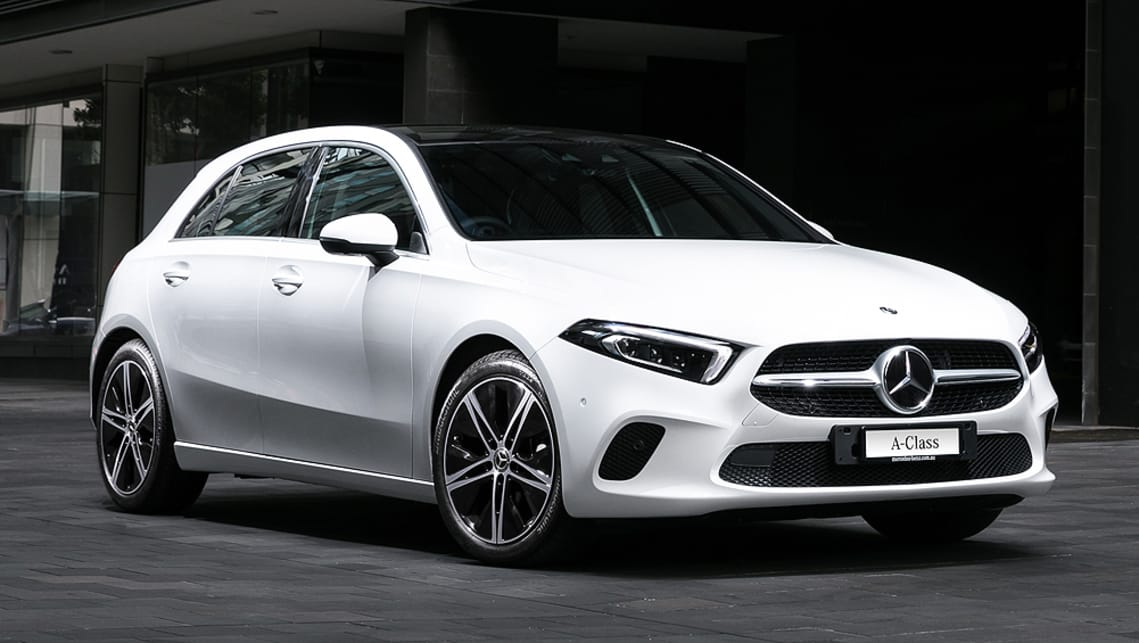 Mercedes Benz A250 4matic Pricing And Specs Confirmed