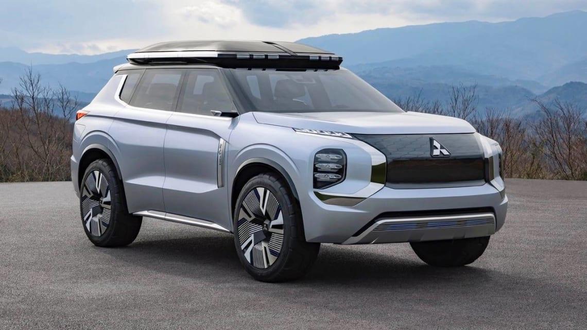 Preview Mitsubishi Outlander Phev Concept S
