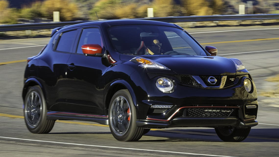 Nissan Juke Nismo 2019 To Kick Start Model Sales