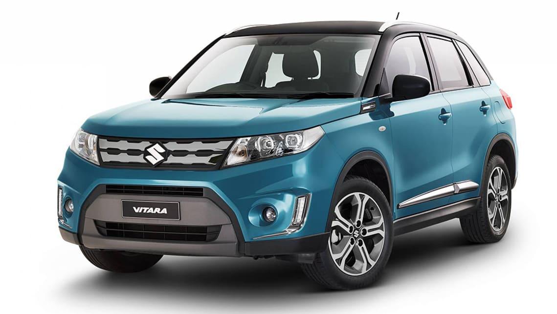 2018 Suzuki Vitara Review Price >> Suzuki Vitara 30th Year Anniversary Edition 2018 Pricing And Specs
