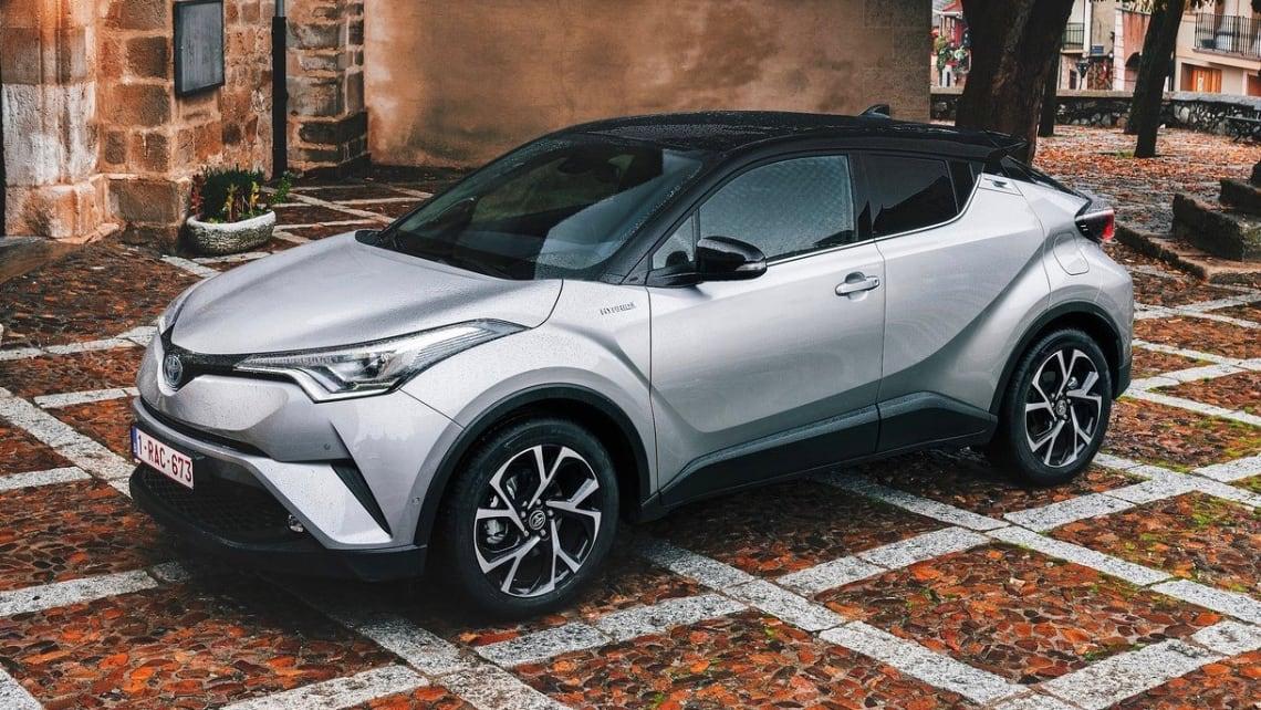 Toyota C Hr Hybrid 2019 Launching In Australia Q4 2019 Car News