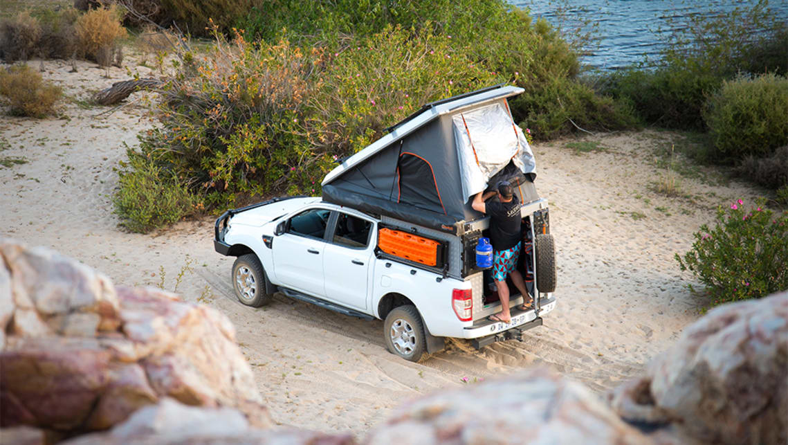 Ute Camping Canopies: Best Ute Canopy Options for Camping