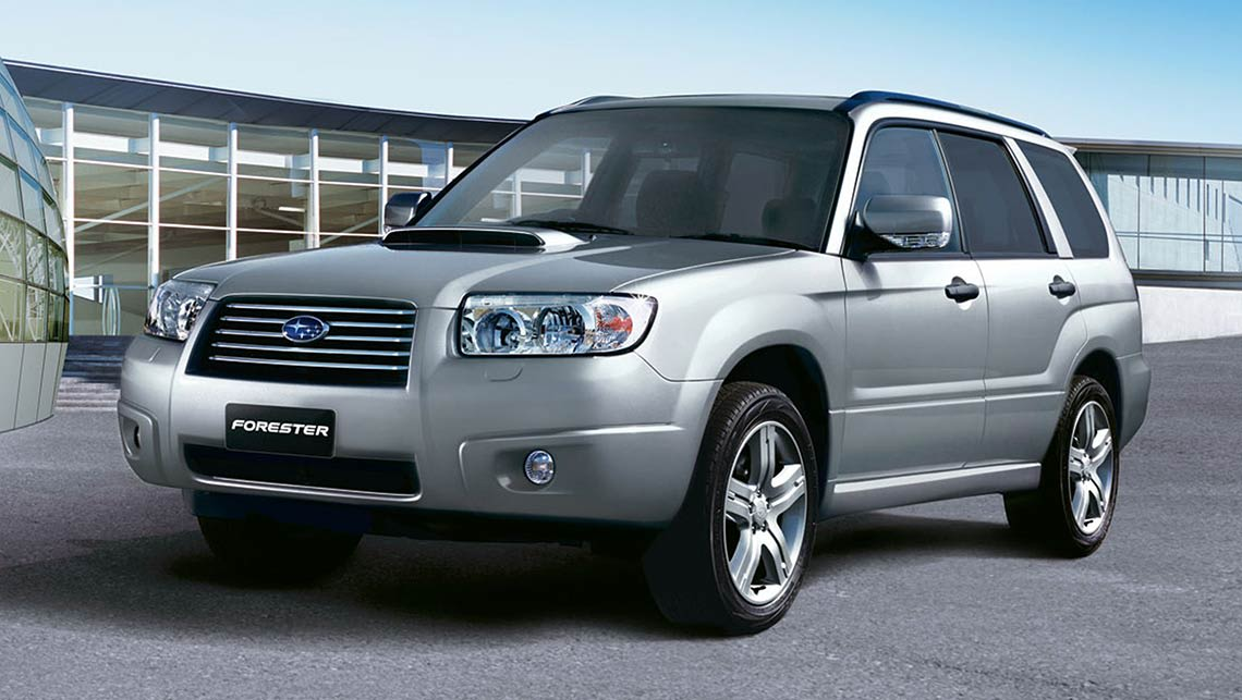 Subaru Forester Car Parts