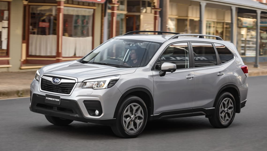 2019 Subaru Forester Pricing And Spec Confirmed Car News Carsguide
