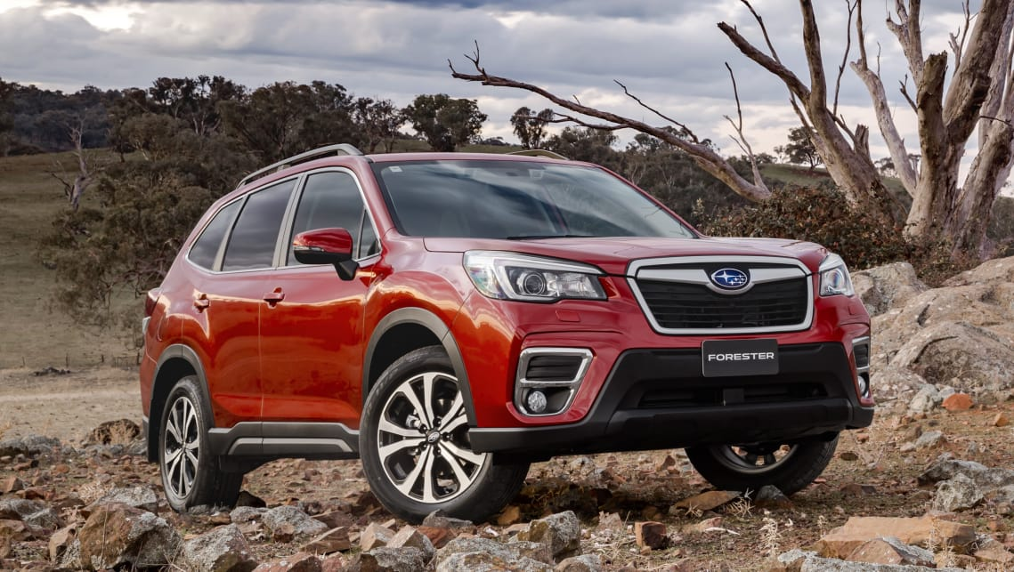 Subaru Forester 2019 Review Carsguide