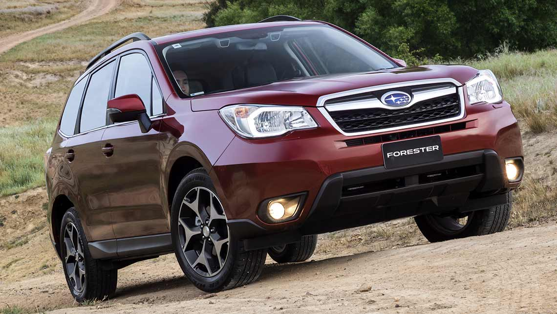 2015 subaru forester review carsguide. Black Bedroom Furniture Sets. Home Design Ideas