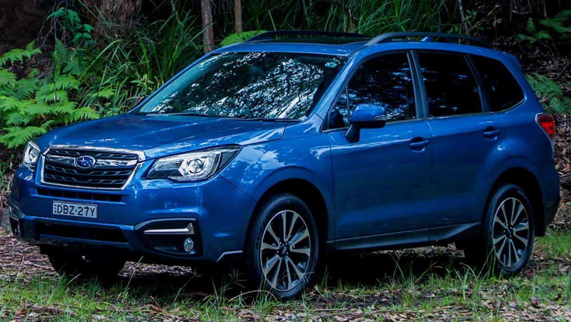 2016 Subaru Forester 2.5i-S review | CarsGuide