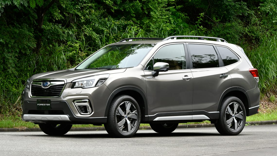 Subaru Forester 2019 Range Sees Xt Diesel Axed Car News