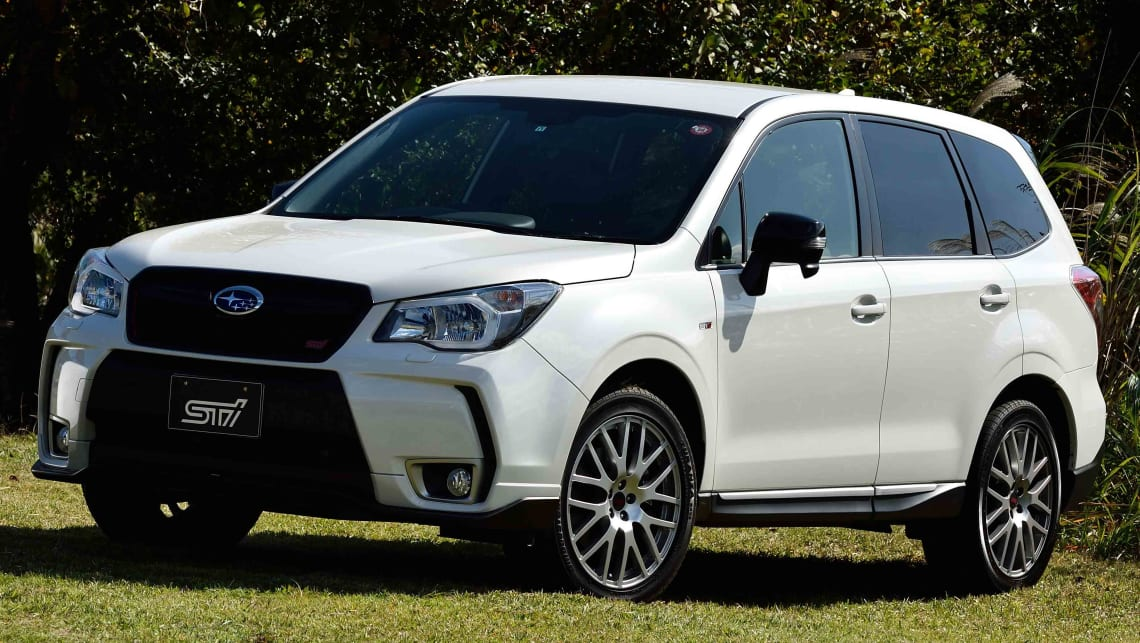 Elegant Subaru Forester TS 2016 Review  First Local Drive  CarsGuide