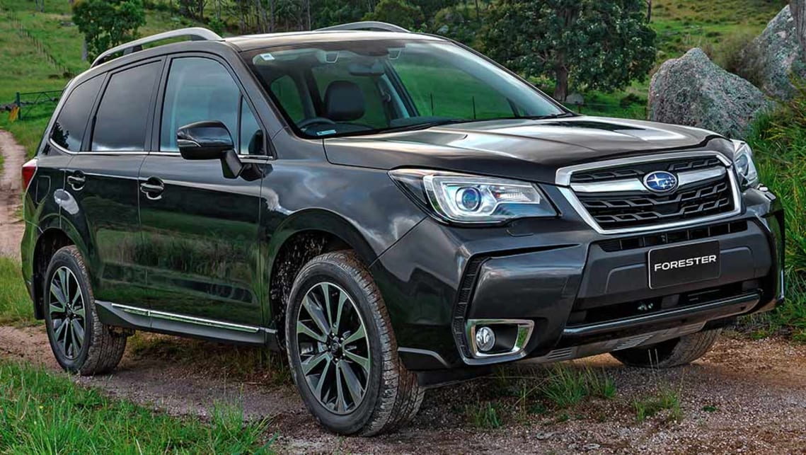 2016 Subaru Forester Reviews And Rating Motor Trend