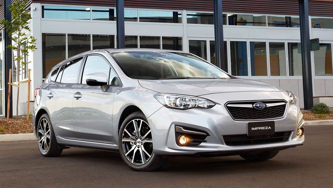 2017 Subaru Impreza 2 0i Hatch Premium Spec Shown