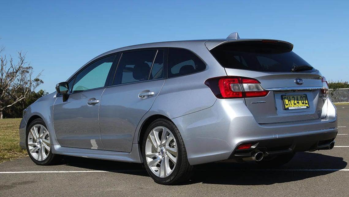 Subaru Levorg Gt 2016 Review