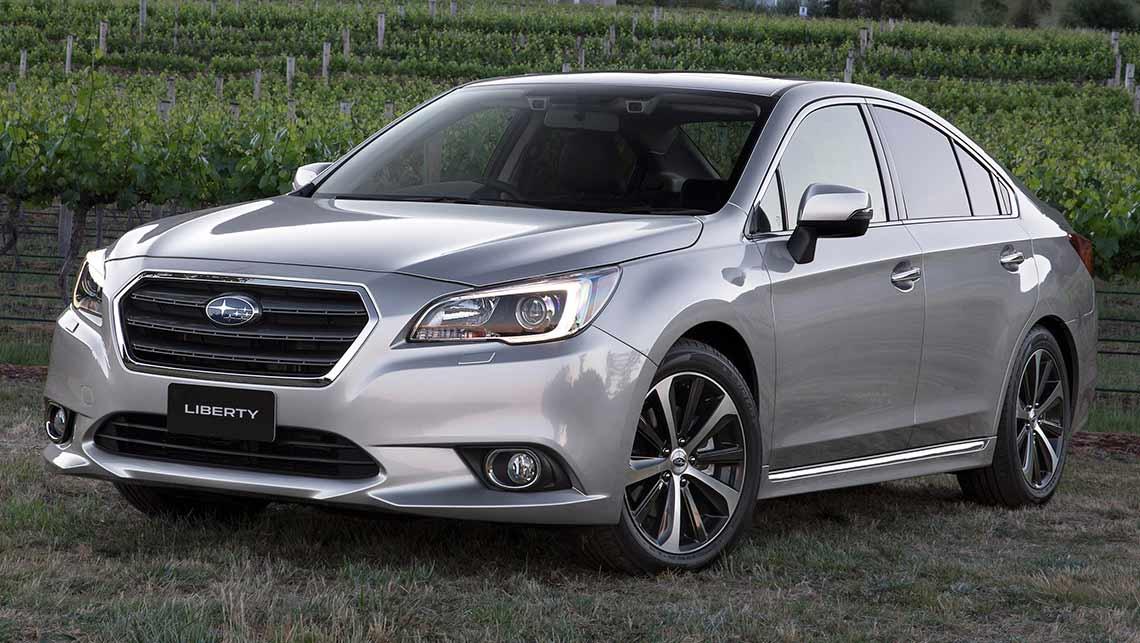 Subaru Liberty 2.5i Premium 2015 review | CarsGuide