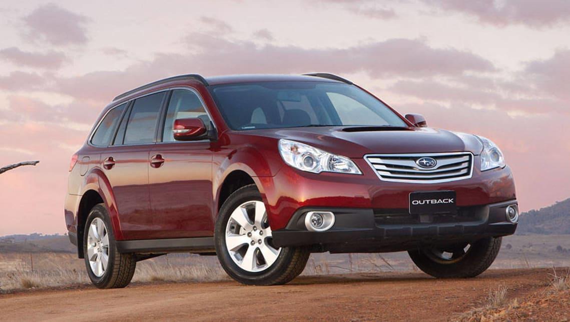 Subaru used outback